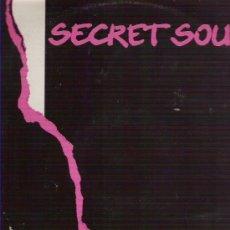 Discos de vinilo: SECRET SOUND - ESCUSEZ MOI ***1983 GUILTY RECORDS. Lote 12124516