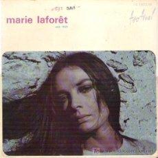Discos de vinilo: MARIE LAFORET VOL XVI - QUE CALOR DE VIDA +3 EP ***DE CARPETA DOBLE ** EN FESTIVAL 60`S. Lote 10703858