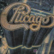 Discos de vinilo: CHICAGO : 5 EXCELENTES DISCOS LP DEL GRUPO : CHICAGO 10 - 11 - 13 - 16 - 19. Lote 27117418