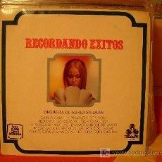 Discos de vinilo: ORQUESTA DE ALFRED STILLMAN - RECORDANDO EXISTOS- (LP). Lote 7096630