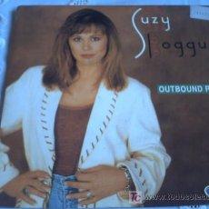 Discos de vinilo: SUZY BOGGUSS:OUTBOUND PLANE/SINGLE PROMOCIONAL HISPAVOX/1991 PEPETO. Lote 7102345