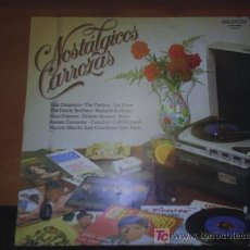 Discos de vinilo: LP 33 RPM NOSTALGICOS CARROZAS. Lote 7119482