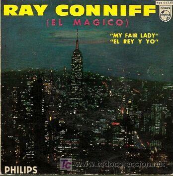 RAY CONNIFF (EL MÁGICO) (Música - Discos - Singles Vinilo - Orquestas)