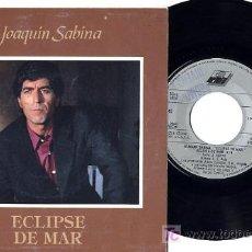 Discos de vinilo: JOAQUIN SABINA SINGLE SELLADO PROMO . Lote 15517725