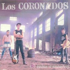 Discos de vinilo: SINGLE SPANISH NEO ROCKABILLY LOS CORONADOS TOCA BLUES. Lote 48635712
