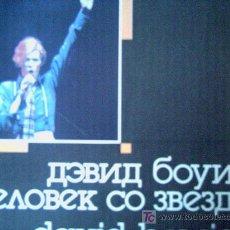 Discos de vinilo - david bowie,starman edicion rusa - 132936686