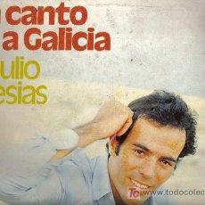 Discos de vinilo: LP JULIO IGLESIAS - CONTIENE 12 CANCIONES DE SU PRIMERA EPOCA - DISCO EDITADO POR DECCA EN HOLANDA. Lote 17057985