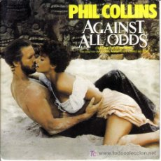 Discos de vinilo: PHIL COLLINS-BSO AGAINST ALL ODDS. Lote 7306287