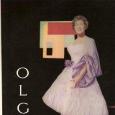 Discos de vinilo: OLGA GUILLOT LP SELLO MUSART EDICCIÓN MEXICANA.. Lote 7242377