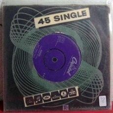 Discos de vinilo: NAT KING COLE ( MADRID - GIVE ME YOUR LOVE ) SINGLE 45. Lote 7276609