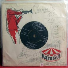 Discos de vinilo: BILLY ECKSTINE ORCHESTRA & CHORUS ( ALL OF MY LIFE - POOR LITTLE HEART ) SINGLE45. Lote 7277995