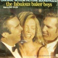 Discos de vinilo: BSO THE FABULOUS BAKER BOYS - DAVE GRUSIN, MICHELLE PFEIFFER LP GRP 1989. Lote 7285403