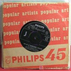 Discos de vinilo: THE DAVE BRUBECK QUARTET ( LOVER - I'M IN A DANCING MOOD ) SINGLE 45. Lote 7287922