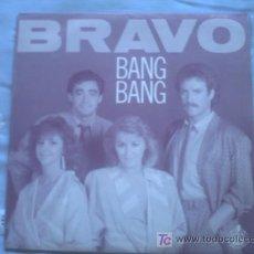 Discos de vinilo: BRAVO :BANG BAMG -TU MEJOR AMIGO/SINGLE1985 HISPAVOX. Lote 11989230