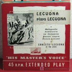 Discos de vinilo: RICARDO SANTOS AND HIS ORCHESTRA (ADIOS PAMPA MIA - TANGO AMERCANO - ARMEN'S THEME - GUAGLIONE) EP45. Lote 7315441