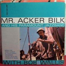 Discos de vinilo: MR. ACKER BILK (SWING LOW SWEET CHARIOT - ST. PHILIP STREET BREAKDOWN - TRAVELING BLUES - ...) EP45. Lote 7319681