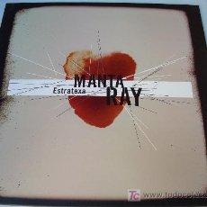 Discos de vinilo: LP MANTA RAY ESTRATEXA INDIE ASTURIAS VINILO NACHO VEGAS XIXON SOUND KRAUT. Lote 48431374