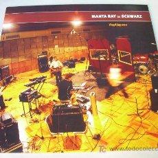 Discos de vinilo: LP MANTA RAY & SCHWARZ HEPTAGONO INDIE ASTURIAS VINILO. Lote 22017912
