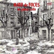 Discos de vinilo: HATO DE FOCES - EN PLENA CALLE - LP NUEVO E IMPECABLE: A ESTRENAR (SONIFOLK, 1984). Lote 27211304