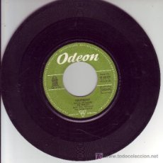 Discos de vinilo: THE BEATLES SINGLE SIN CARATULA SOLO VINILO ODEON GERMANY BO 23031 YESTERDAY. Lote 25930659