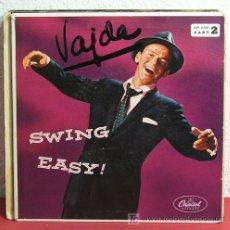 Discos de vinilo: FRANK SINATRA (SWING EASY VOL 2 ) GERMANY EP CAPITOL RECORDS. Lote 7392700