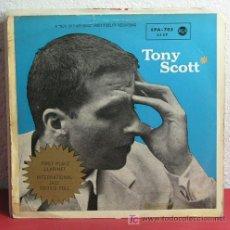 Discos de vinilo: TONY SCOTT SEPTET - GERMANY 1956 EP RCA. Lote 7403197
