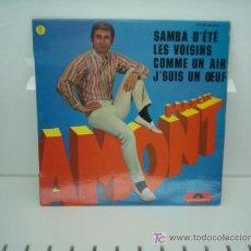 Discos de vinilo: MARCEL AMONT - EP. Lote 16605335