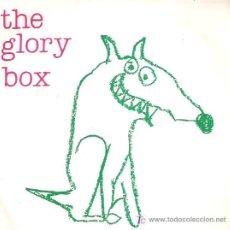 Discos de vinilo: THE GLORY BOX - RAINING EMBERS / REGRETS ****TEA RECORDS. Lote 12806882