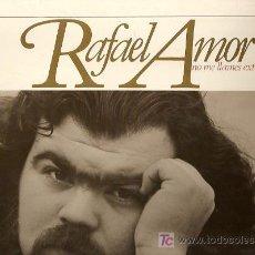 Discos de vinilo: RAFAEL AMOR LP SELLO MOVIEPLAY AÑO 1976 NO ME LLAMES EXTRANJERO. Lote 7413741