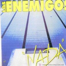Discos de vinilo: LOS ENEMIGOS. NADA (VINILO DOBLE LP 1999). Lote 36130479