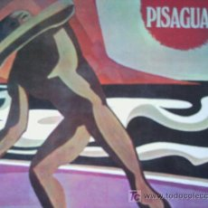Disques de vinyle: ANGEL PARRA,PISAGUA,DEL 77 DOBLE CARATULA. Lote 53681742