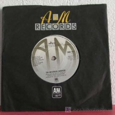 Discos de vinilo: THE BROTHERS JOHNSON ( I'LL BE GOOD TO YOU - THE DEVIL ) ENGLAND-1976 SINGLE45 A&M RECORDS. Lote 7471099