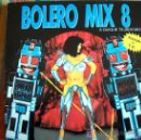 Discos de vinilo: LP - BOLERO MIX 8 - A QUIQUE TEJADA MIX - DOBLE DISCO, ORIGINAL ESPAÑOL, BLANCO Y NEGRO MUSIC 1991. Lote 7474975