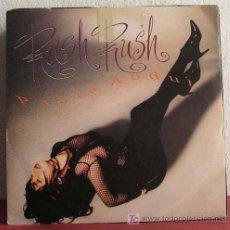 Discos de vinilo: PAULA ABDUL ( RUSH RUSH 2 VERSIONES ) USA-1991 SINGLE45 VIRGIN. Lote 7480738