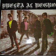 Discos de vinilo: VUELTA AL NEGRO / EP RARO DE 12´´ GRABADO EN LOS ESTUDIOS - PAÑOLETA RECORDS- DE SEVILLA , 1987. Lote 26389931