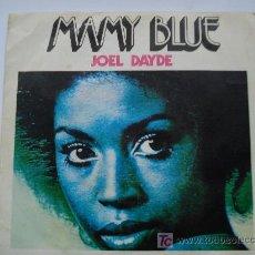 Discos de vinilo: JOEL DAYDE / MAMY BLUE. Lote 120254854
