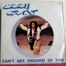 Discos de vinilo: EDDY GRANT ( CAN'T GET ENOUGH OF YOU - NEIGHBOUR, NEIGHBOUR ) FRANCE-1981 SINGLE45 ICE. Lote 7497424