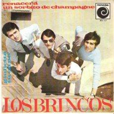 Discos de vinilo: LOS BRINCOS - RENACERA + 3 EP **** NOVOLA 1966*** FREAKBEAT SPANISH. Lote 13352809