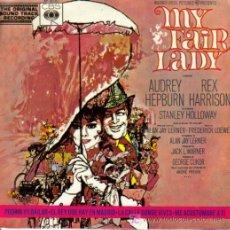Discos de vinilo: BSO MY FAIR LADY (ANDRE PREVIN) EP 1966 SPAIN. Lote 7541698