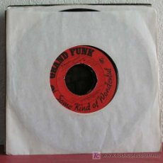 Discos de vinilo: GRAND FUNK ( WILD - SOME KIND OF WONDERFUL ) USA-1974 SINGLE45. Lote 7544927