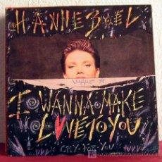 Discos de vinilo: HANNE BOEL ( CRY FOR YOU - MAKE LOVETO YOU ) HOLANDA-1990 SINGLE45 . Lote 7548477