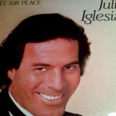 Discos de vinilo: LP JULIO IGLESIAS 1100 BEL AIR PLACE DE CBS 1984 OFERTA 7 LP JULIO 28 EUROS. Lote 26762274