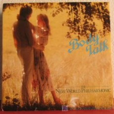 Discos de vinilo: THE NEW WORLD PHILHARMONIC ( BODY TALK - ONLY HE HAS THE POWER TO MOVE ME ) ENGLAND-1984 SINGLE45. Lote 7574948