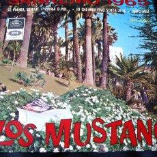 Discos de vinilo: LOS MUSTANG-SAN REMO 1965-EP. Lote 11798789