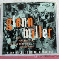 Discos de vinilo: GLENN MILLER (TUXEDO JUNCTION - ST. LOUIS BLUES - I'VEGOTA GALIN KALAMAZOO) USA-1956 EP45. Lote 7619449