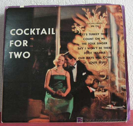 THE TIMEBEATS ORCHESTRA 'COCKTAIL FOR TWO' (OUR DAY WILL COME - SAY I WON'T BE THERE -...) EP33 (Música - Discos - Singles Vinilo - Orquestas)