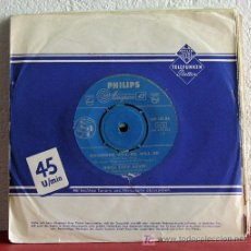 Discos de vinilo: DORIS DAY (WHATEVER WILL BE, WILL BE - WE'LL LOVE AGAIN - YOU MADE ME LOVE YOU - LET IT RING) EP45. Lote 7630161