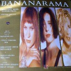 Discos de vinilo: BANANARAMA THE GREATEST HITS-DOBLE LP. Lote 22015782