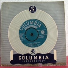 Discos de vinilo: FRANKIE LAINE (THE GANDY DANCER'S BALL - JEALOUSY - JEZEBEL - HIGH NOON ) 1954-ENGLAND EP45 COLUMBIA. Lote 7668390