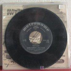 Discos de vinilo: CHRIS BABER'S JAZZ BAND ( WILD CAT BLUES - PETITE FLEUR ) SINGLE45 METRONOME. Lote 7685783